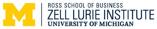 U of M Ross School of Business, Zell Lurie Institute
