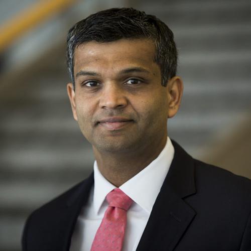 Advisor Hirak Parikn Desai Accelerator